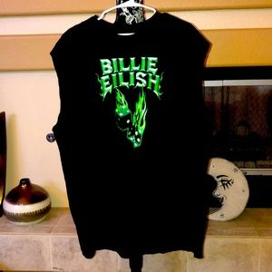 Billie Eilish Tank Top NWOT